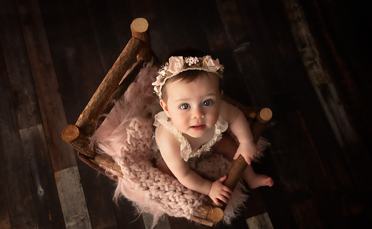 Hills District Sitter Baby Photography
