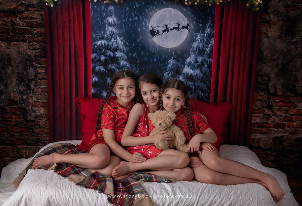 Hills District Christmas Mini Sessions