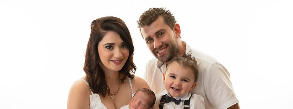 Sydney newborn and family photography