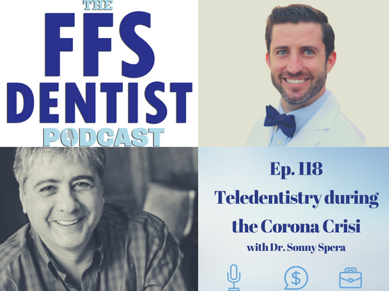 Teledentistry during the Corona Crisis with Dr. Sonny Spera