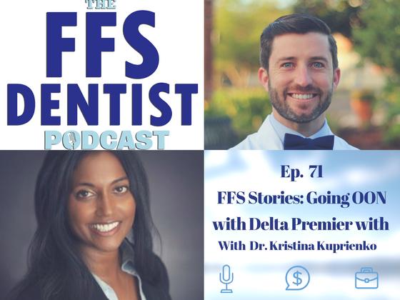 FFS Stories: Going OON with Delta Premier with Kristina Kuprienko