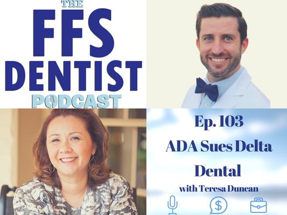 ADA sues Delta Dental with Teresa Duncan