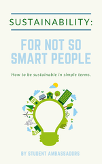 Student Ambassadors' Sustainability eBook
