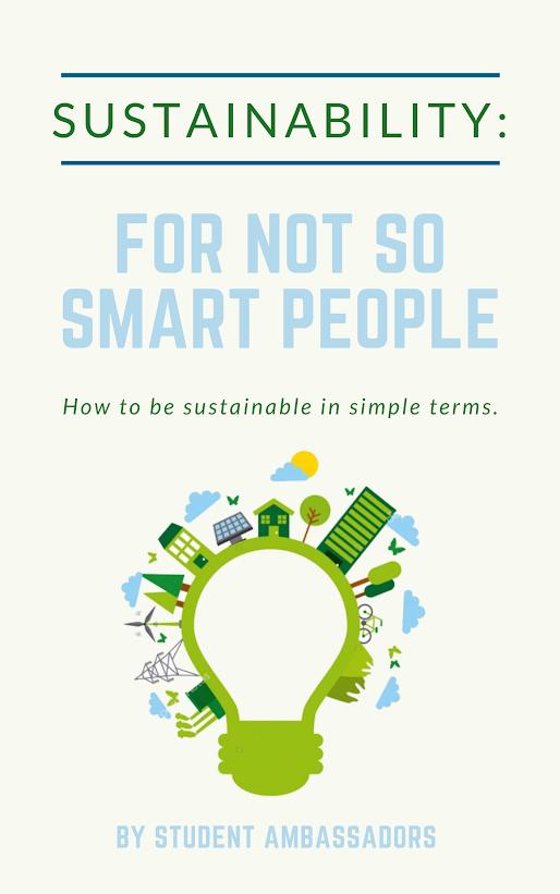 Student Ambassadors' Sustainability eBook