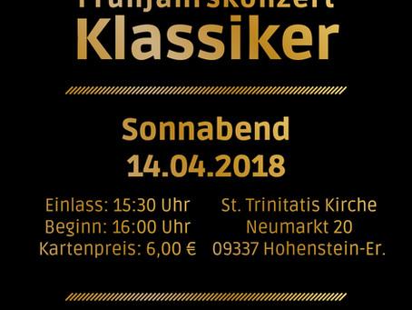 """Klassiker"" - Jugendblasorchester lädt zum Frühjahrskonzert"