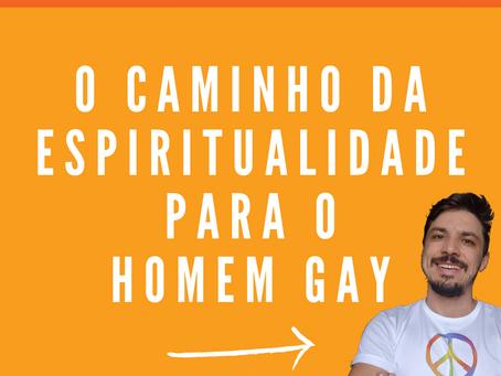 O caminho da espiritualidade para o homem gay