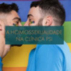 homossexualida na clinica psi quadrado.j