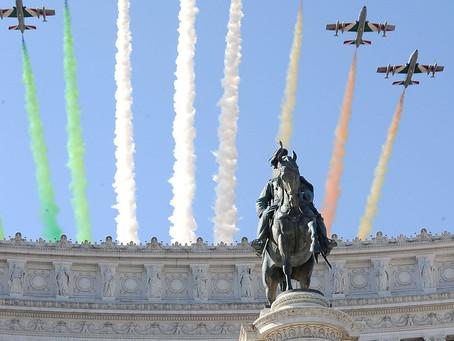 Nace Italia - 2 de junio - La Festa della Repubblica Italiana!