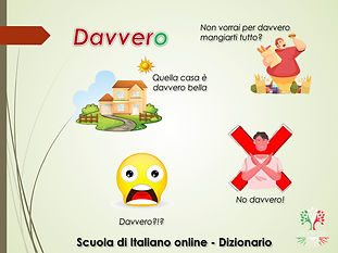 DAVVERO