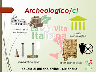ARCHEOLOGICI