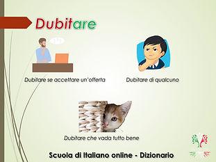 DUBITARE