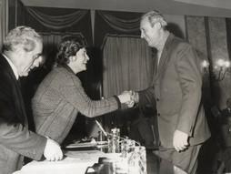 Tina Anselmi, de la resistencia a la política - la ministra de la igualdad