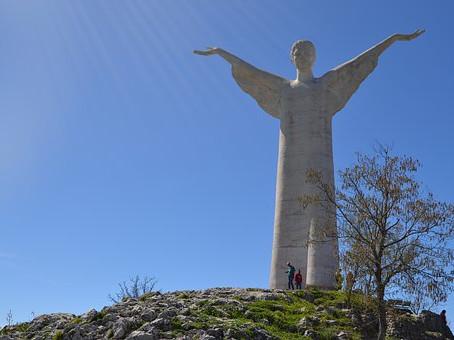 El Cristo Redentor italiano - ¿Rio de Janeiro o Maratea?