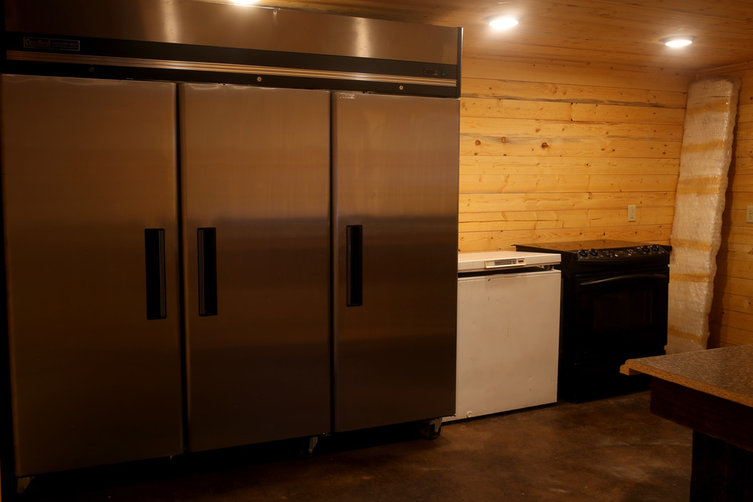 Kitchen at Red Barn Events Center