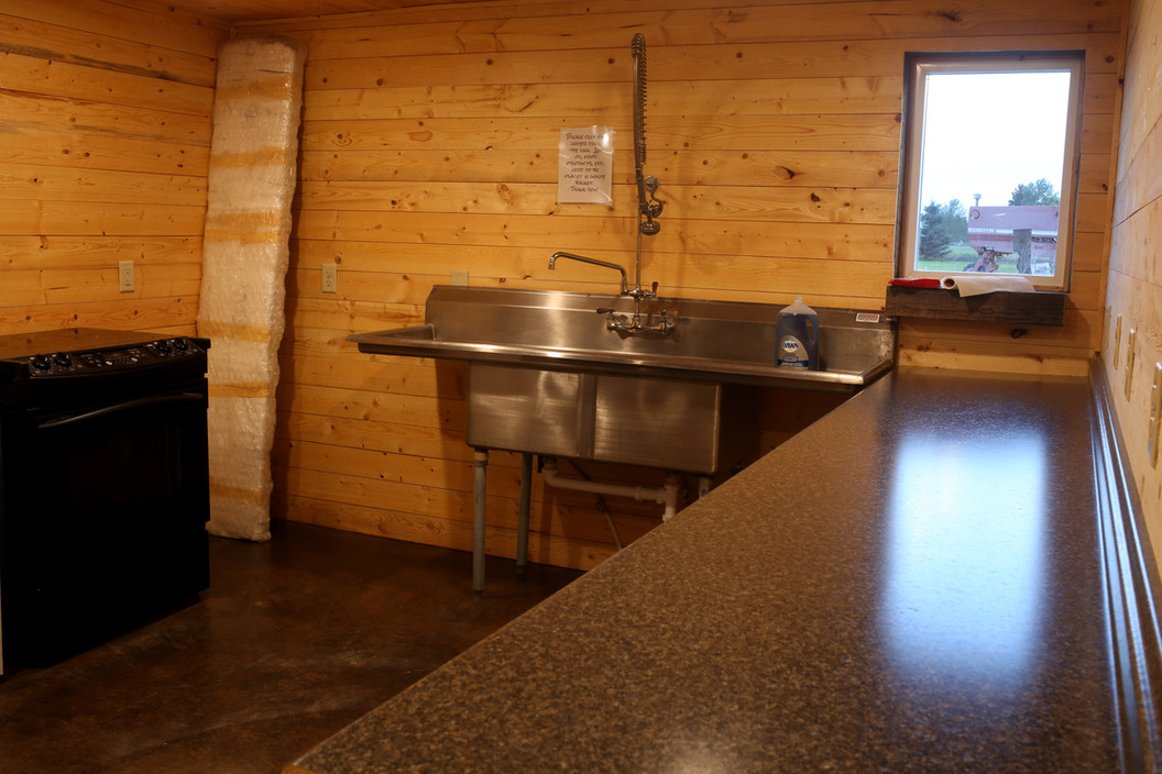 Caterers Kitchen at Red Barn Events Center