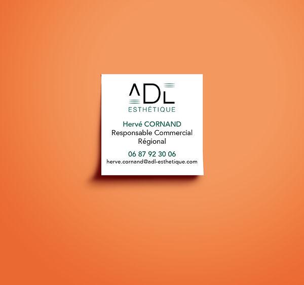 Etiquette ADL Esthétique