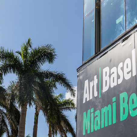 Art Basel Miami, 5-8 December 2019 | Vangelis Ilias