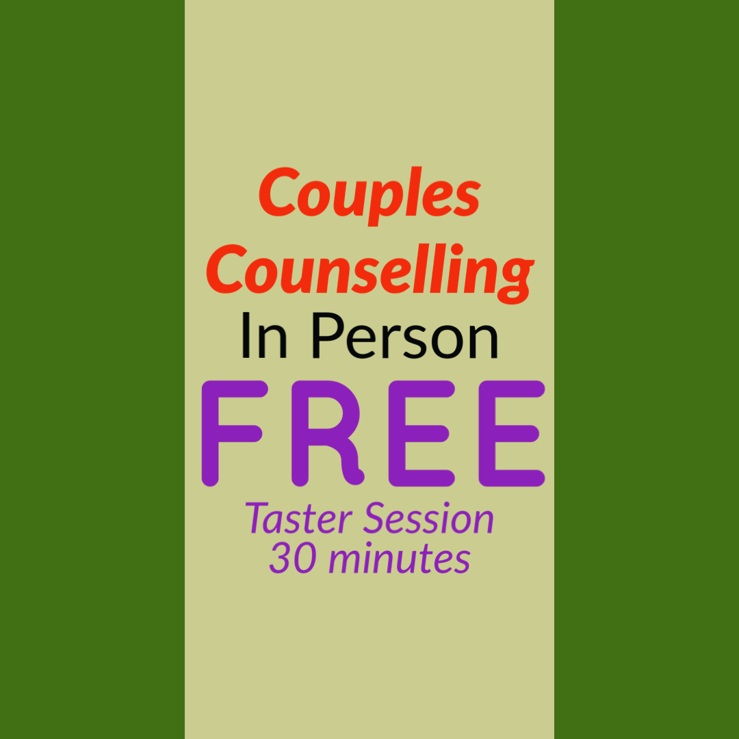 Taster - Couples Counselling