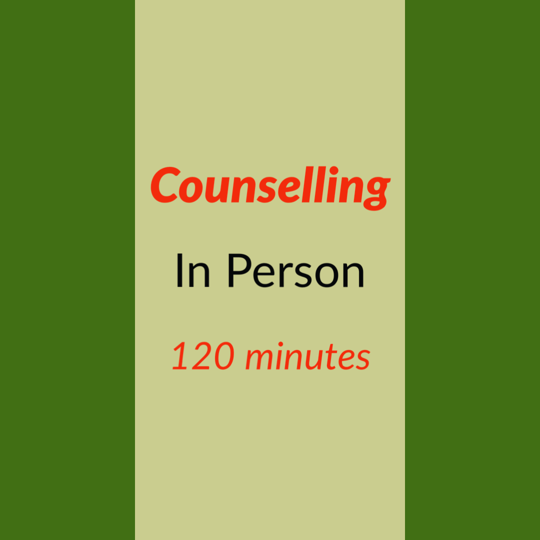 Counselling - 2 hours