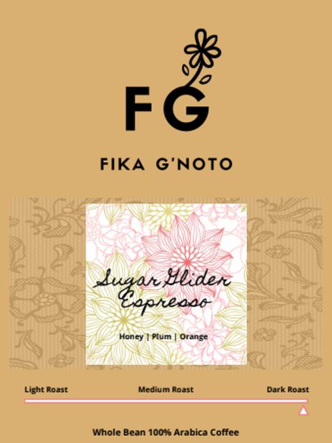 Sugar Glider Espresso