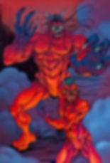 Vic King Art red devils.jpg