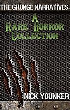 Nick Younker, A Rare Horror Collection, Horror Books, Horror Novels, Horror Guide, Halloween Books, Halloween Novels, Hallowen guide, Scary Books, Scary Novels