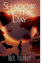 Nick Younker, Shadow Of The Day, Horror Novel, Horror Book, Horror Author