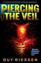 Guy Riessen, Piercing The Veil, Retribution, Horror Books, Horror Novels, Horror Guide, Halloween Books, Halloween Novels, Hallowen guide, Scary Books, Scary Novels