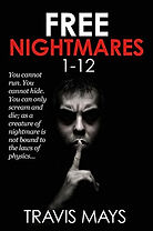 Horror author Travis Mays, Free Nightmares, Horror Books, Horror Novels, Horror Guide, Halloween Books, Halloween Novels, Hallowen guide, Scary Books, Scary novels