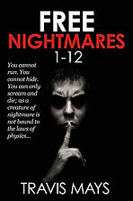 Horror author Travis Mays, Free Nightmares, Horror Books, Horror Novels, Horror Guide, Halloween Books, Halloween Novels, Hallowen guide, Scary Books, Scary novels