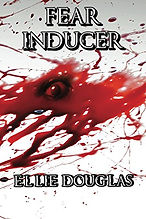 Ellie Douglas, Fear Inducer, Graphic Novel, Grapic Concertina, Horror Books, Horror Novels, Horror Guide, Halloween Books, Halloween Novels, Hallowen guide, Scary Books, Scary Novels