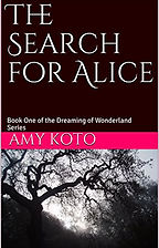 Amy Koto, The search for Alice, Horror Books, Horror Novels, Horror Guide, Halloween Books, Halloween Novels, Hallowen guide, Scary Books, Scary Novels