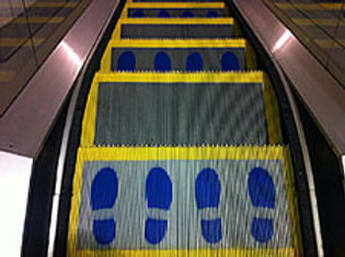 Escalator Demarcation and Securty