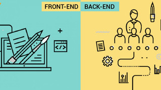 What's the Difference Between Front-End and Back-End?