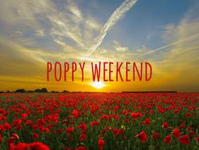 Poppy Weekend
