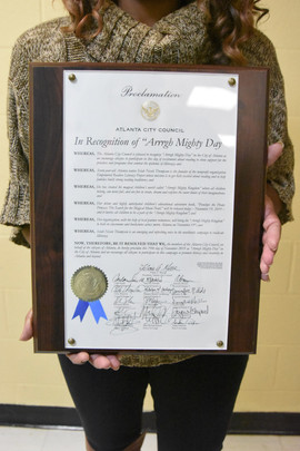 Arrrgh Mighty Day Proclamation