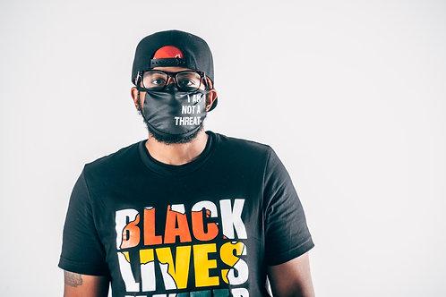 I Am Not A Threat Face Mask