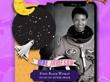 Mae Jemison: The Galactic Boss