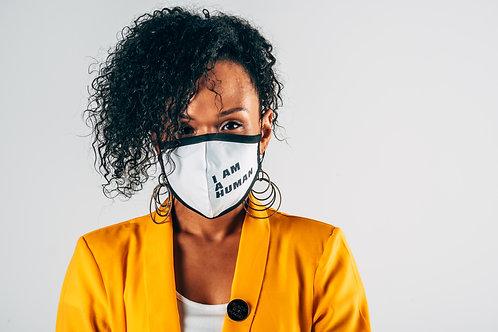 I Am A Human Face Mask