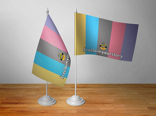 Flags for Literacy