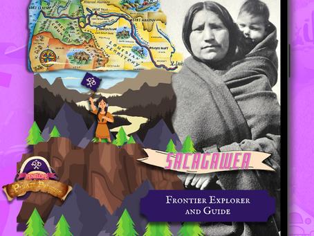 Sacagawea: The Native Boss