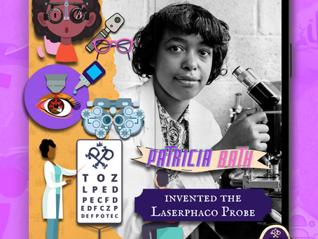 Patricia Bath: The Patented Boss