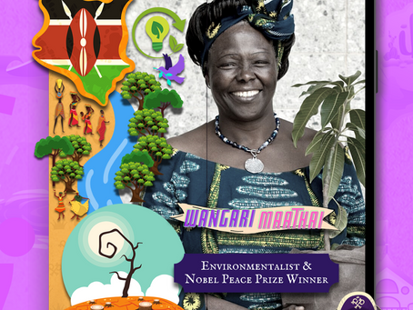 Wangari Maathai: The Noble Boss
