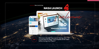 IBO ACADEMY NASA LAUNCH CHAIRMAN TRAININ
