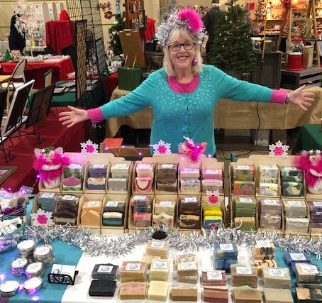 From the Other Side of the Table: Holiday Craft Fair Adventures