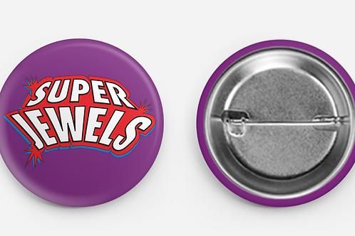 Super Jewels Lapel Pin