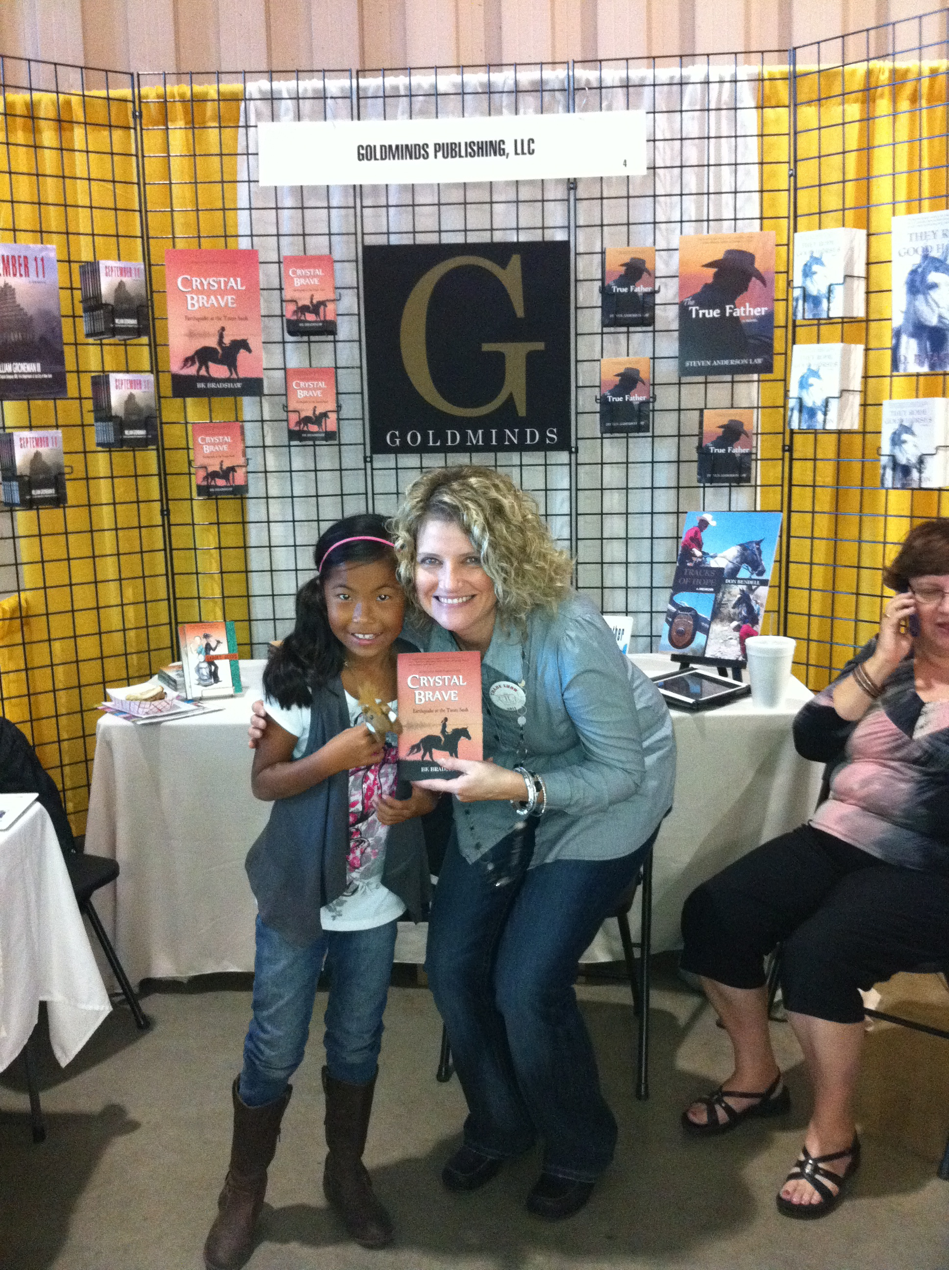 My Very First Book Signing!