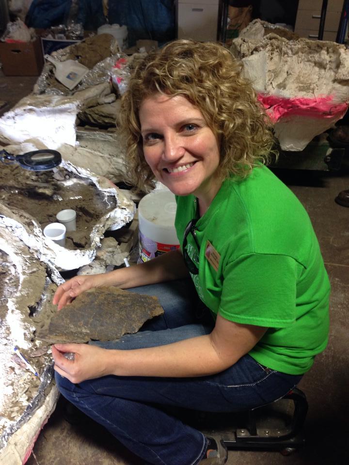 Playing Paleontologist