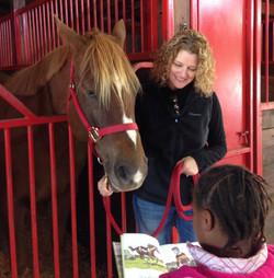 Horse Power Literacy