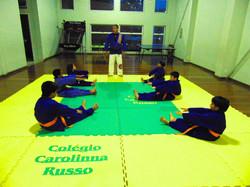 Judo Colégio Carolinna Russo